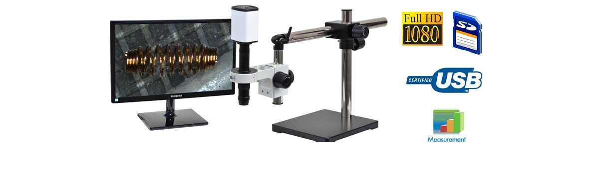 HD802 HD High Definition 1080p Digital Microscope 7x�1676x