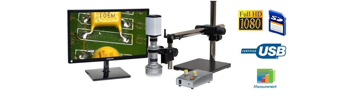 HD803 HD High Definition 1080p Digital Microscope 30x�210x or 60x�420x